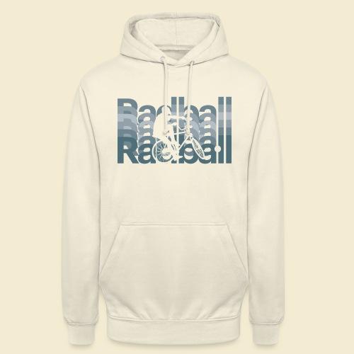 Radball | Typo Art - Unisex Hoodie