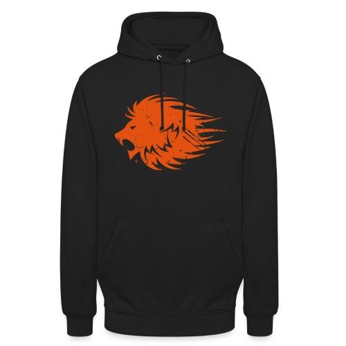 MWB Print Lion Orange - Unisex Hoodie