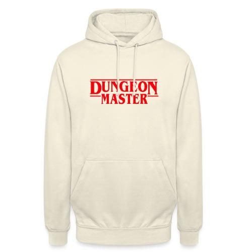 """Dungeon Master - D & D Dungeonit ja lohikäärmeet dnd - Huppari """"unisex"""""""