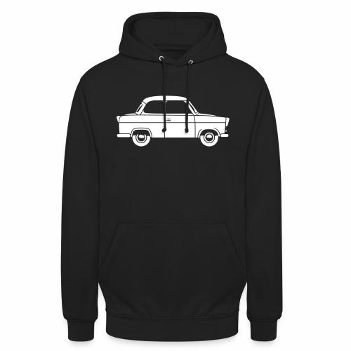 Trabant 500 Coupé 1c - Unisex Hoodie