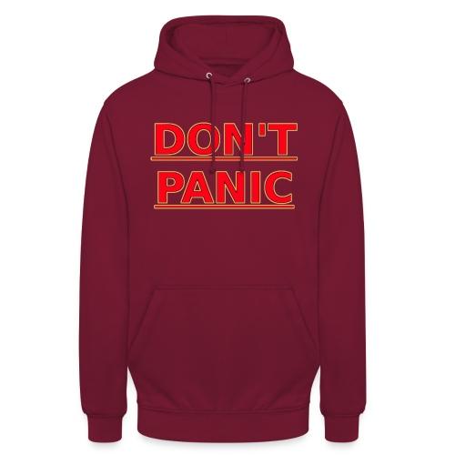 DON T PANIC - Unisex Hoodie