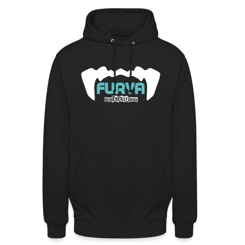 Logo Furya - Sweat-shirt à capuche unisexe