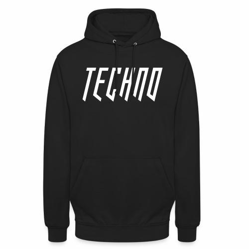 Techno_2019_V6 - Unisex Hoodie