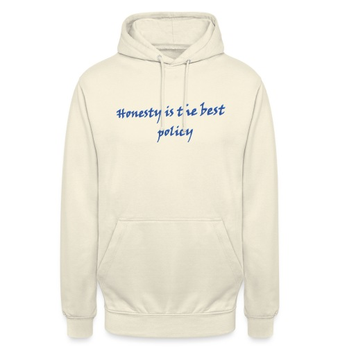 Proverbs in English - Unisex Hoodie