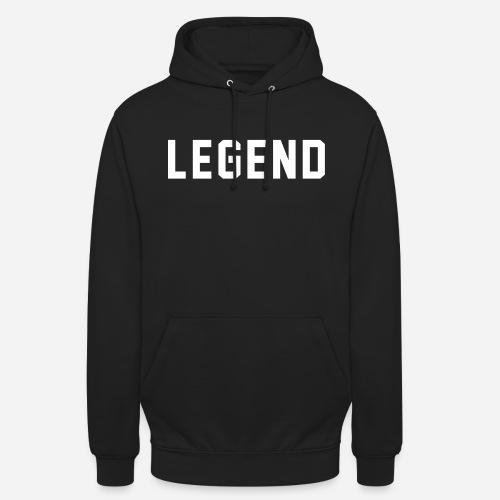 Legend - Unisex Hoodie