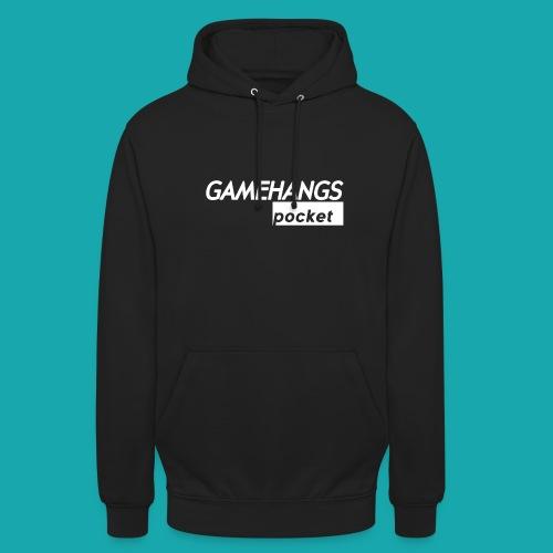 GameHangs Pocket Snapback - Unisex Hoodie