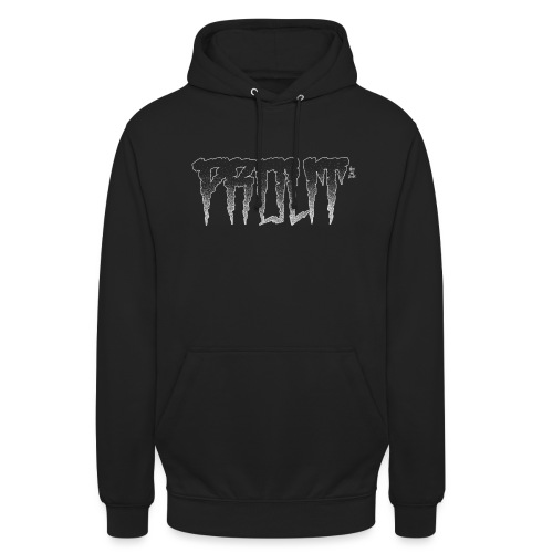 Horror PROUT - white - Unisex Hoodie