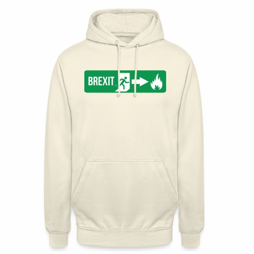 Fire Brexit - Unisex Hoodie