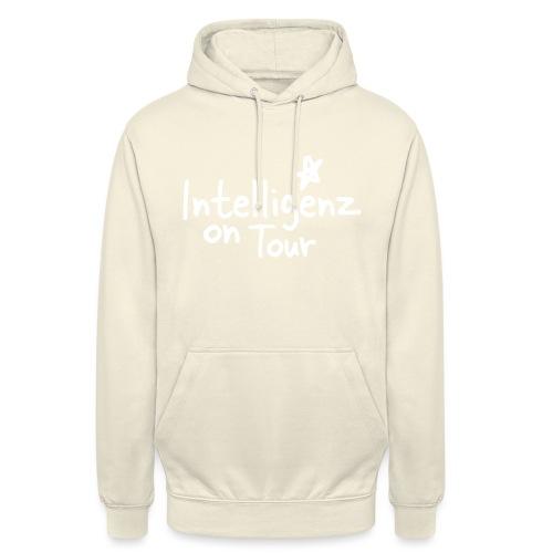 Nerd Shirt Intelligenz on Tour - Unisex Hoodie