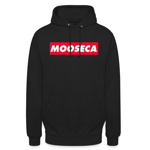 MOOSECA T-SHIRT - Felpa con cappuccio unisex