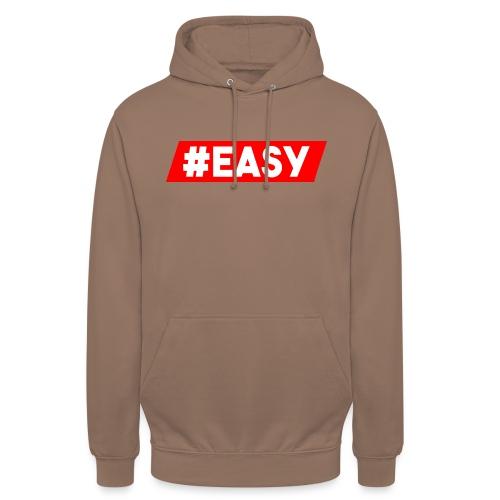 #EASY Classic Logo Snapback - Felpa con cappuccio unisex