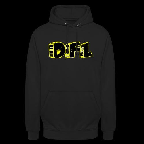 DFunctionaL Logo - Unisex Hoodie
