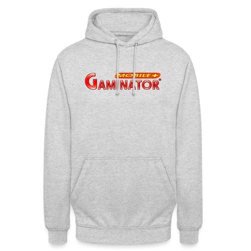Gaminator logo - Unisex Hoodie