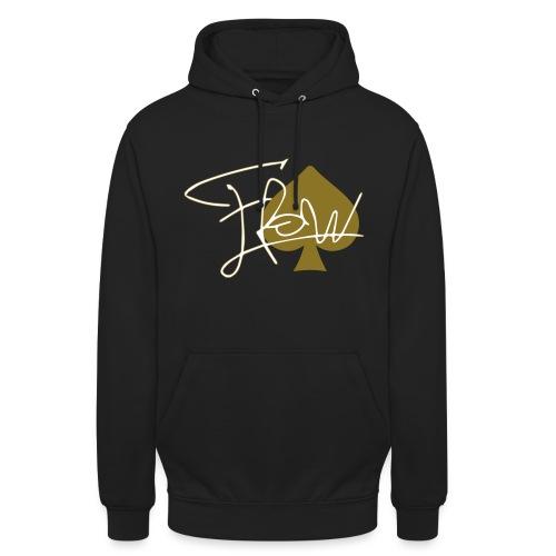 Logo Flow - Sweat-shirt à capuche unisexe