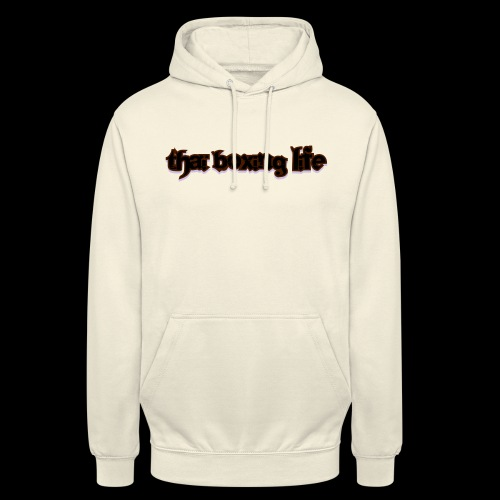 MTS92 THAI BOXING LIFE - Sweat-shirt à capuche unisexe