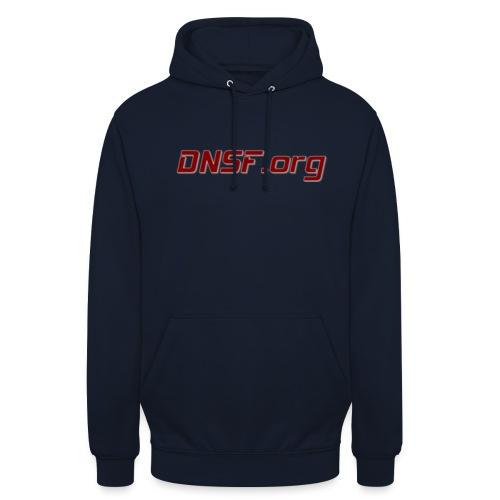 "DNSF t-paita - Huppari ""unisex"""