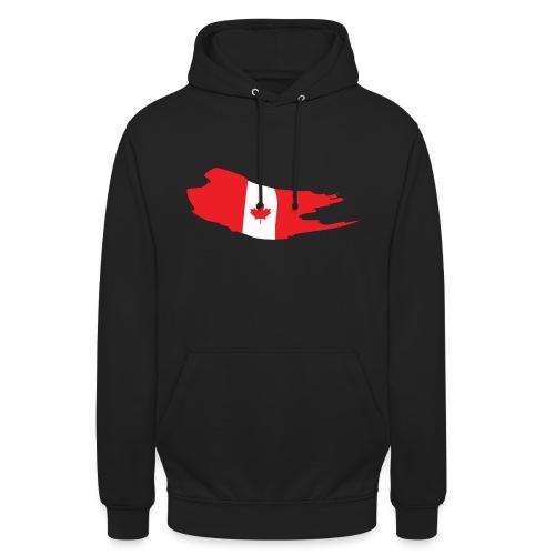 Canada Flag - Sudadera con capucha unisex