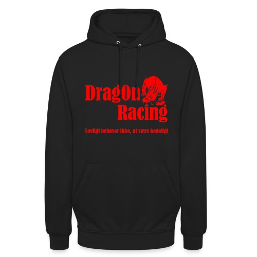 DragOn Racing - Hættetrøje unisex