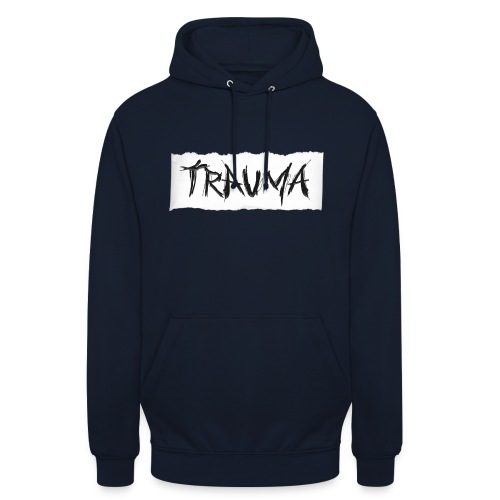 Trauma - Luvtröja unisex