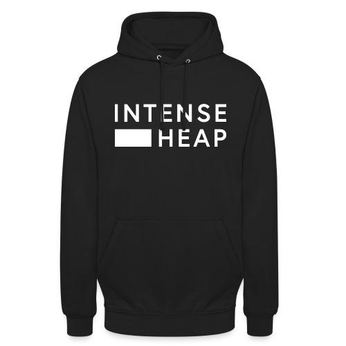 Intense Heap logotyp - Luvtröja unisex