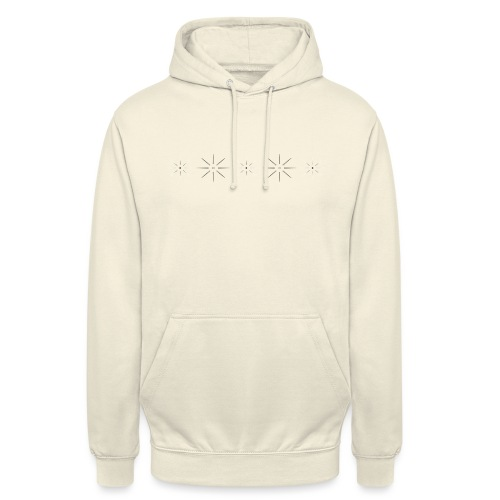 Etoiles de moon #1 - Sweat-shirt à capuche unisexe