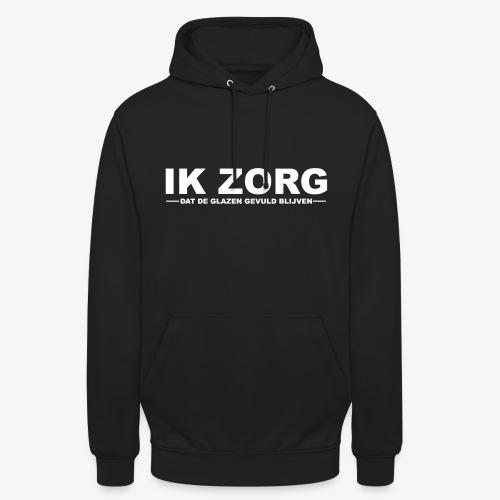 IK ZORG - Hoodie unisex