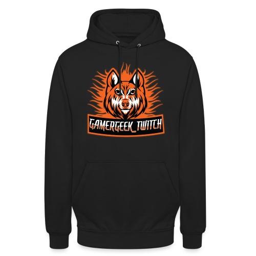 GamerGeek Logo XXXL - Unisex Hoodie