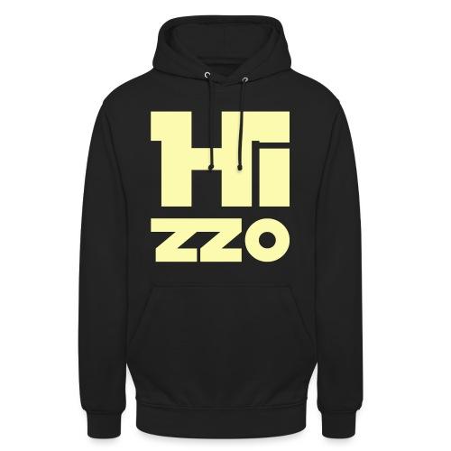 HIZZO_Star_light yellow - Unisex Hoodie