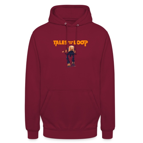 Tales from the loop - Sudadera con capucha unisex