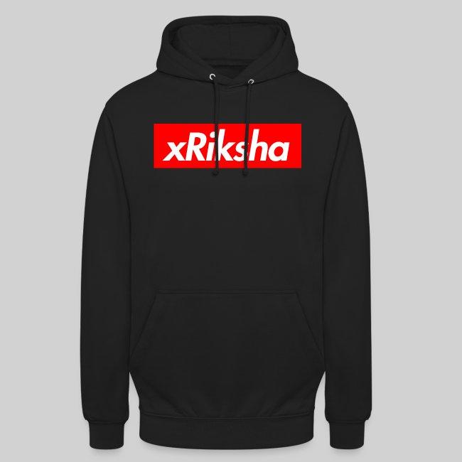 xRiksha - Box logo