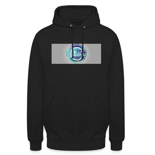 LOGO WITH BACKGROUND - Unisex Hoodie