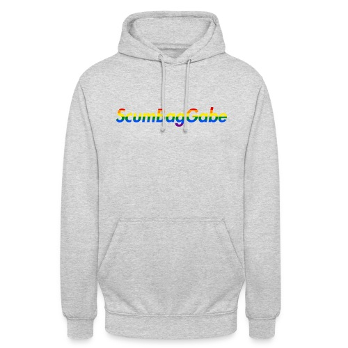 ScumBagGabe Multi Logo XL - Unisex Hoodie