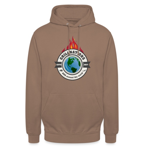 grillnations - Unisex Hoodie