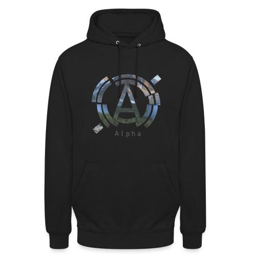 AlphaOfficial Logo T-Shirt - Unisex Hoodie