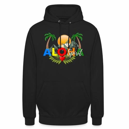 Aloha Spirit Tee - Unisex Hoodie