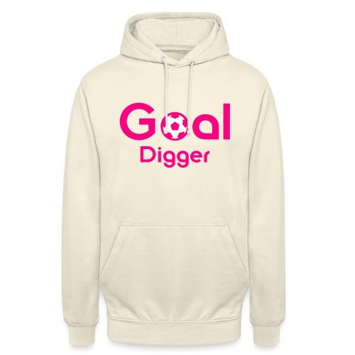 Goal Digger Pink - Unisex Hoodie