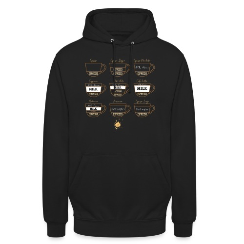 0222 Coffee | Collection | coffee lovers - Unisex Hoodie