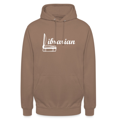 0325 Librarian Librarian Cool design - Unisex Hoodie