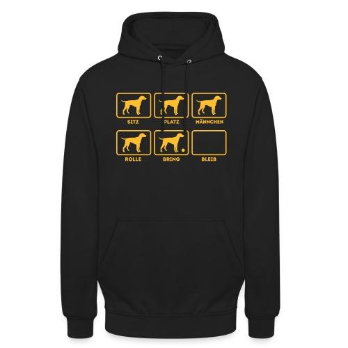 Für alle Hundebesitzer mit Humor - Unisex Hoodie
