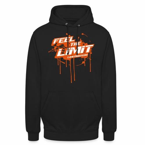 Feel the Limit - Limithunters Orange - Unisex Hoodie