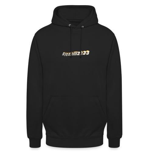 Alexhill2233 Logo - Unisex Hoodie