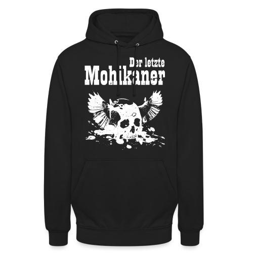 Der letzte Mohikaner - Unisex Hoodie