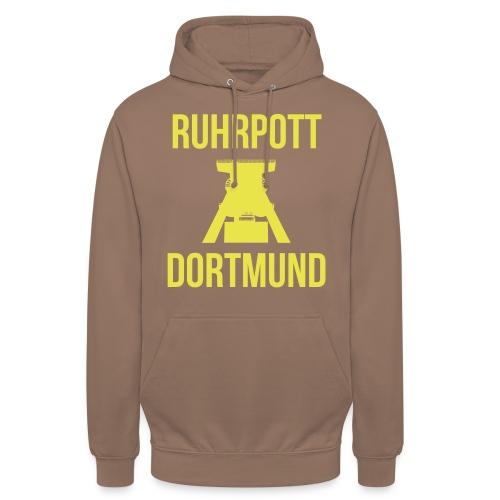 RUHRPOTT DORTMUND - Deine Ruhrpott Stadt - Unisex Hoodie