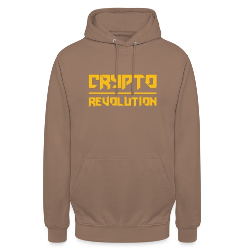 Crypto Revolution III - Unisex Hoodie