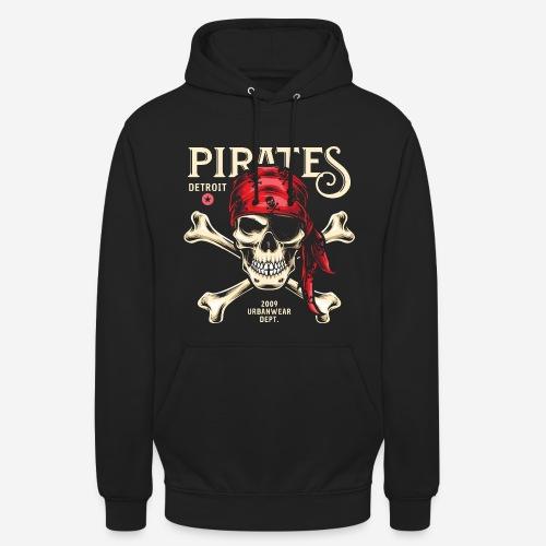 Piraten Urban Wear Sportswear - Unisex Hoodie