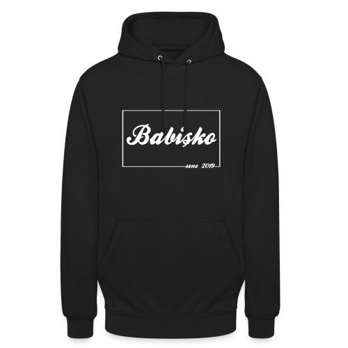 BABISKO | sene 2019 | Cift -> ANNECIK - Unisex Hoodie