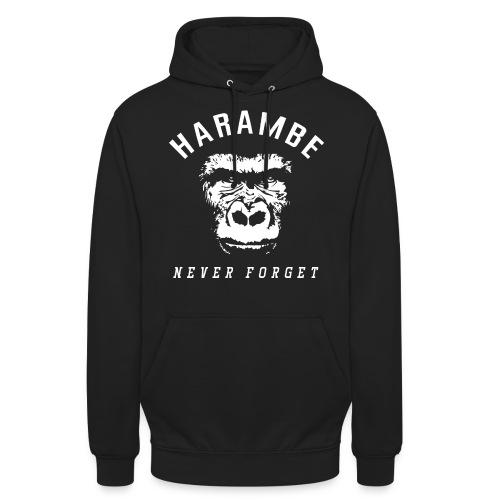Harambe - Unisex Hoodie