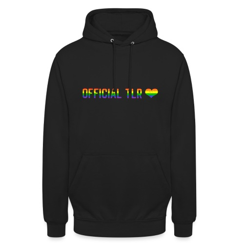 Official TLR Love Merch - Pride Edition - Unisex Hoodie