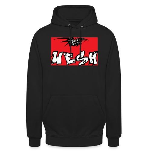 Wesh - Sweat-shirt à capuche unisexe