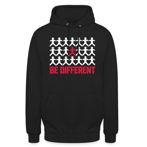 "Nordic Walking - Be Different - Huppari ""unisex"""
